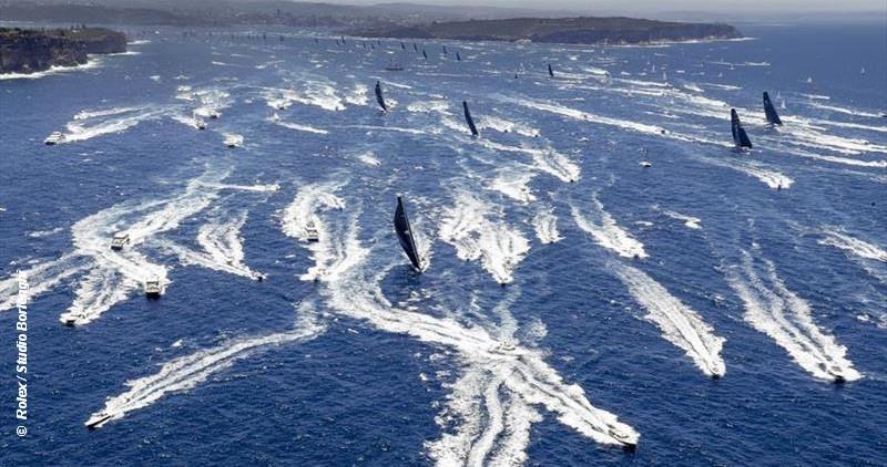 170 Entries for 2019 Rolex Sydney Hobart Yacht Race