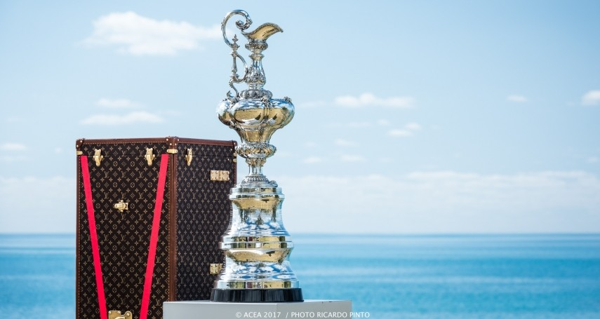 America's Cup Update – World Series Schedule Slips to 2020