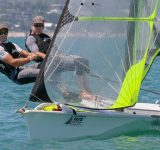 49er NZL Burling and Tuke