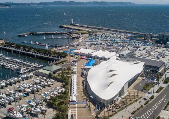 Tokyo Olympics Enoshima