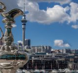 36th America's Cup, Auckland