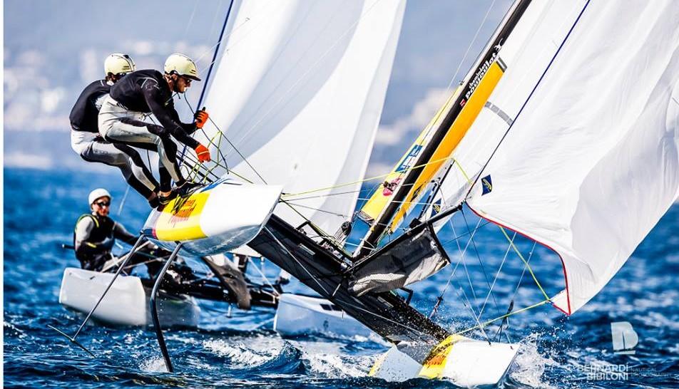 Mallorca Olympic Classes Regatta - Nacra17