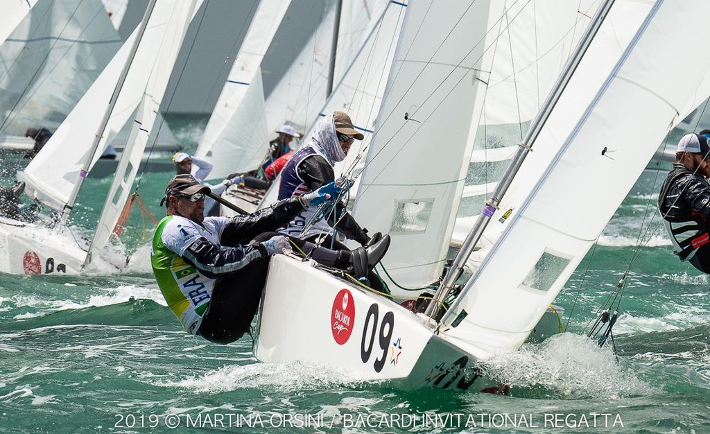 Star Bacardi Cup – Victory for Doyle and Infelise