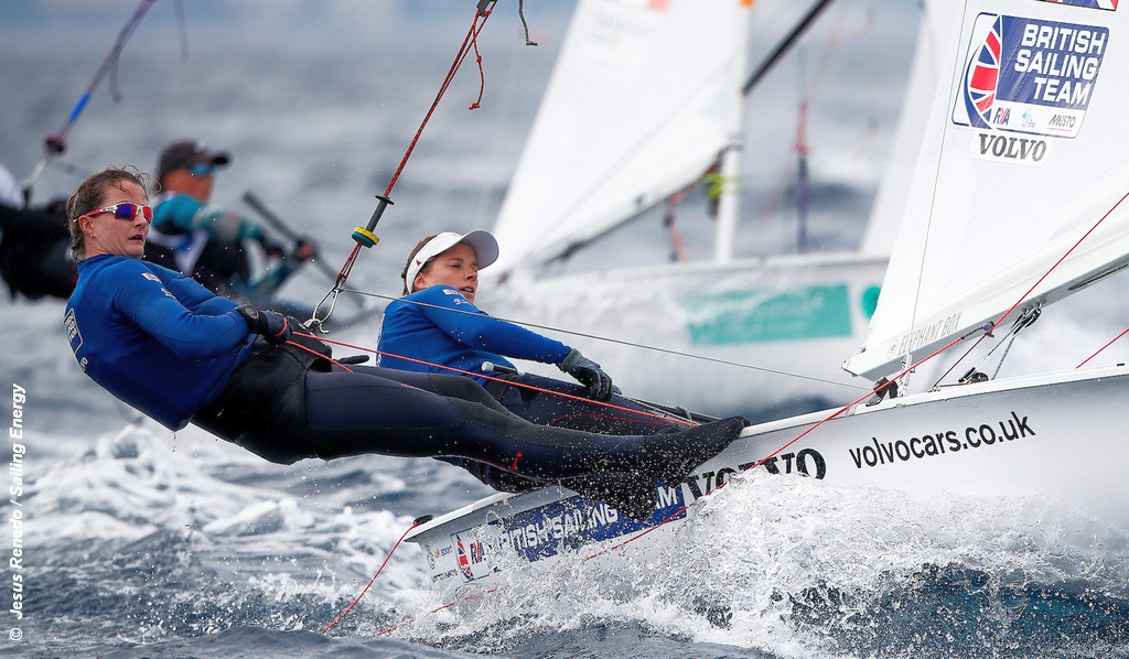 470 Europeans and Olympic qualifying event opens in San Remo