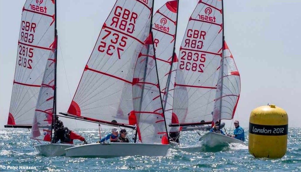 Hayling Island SC Regatta – Record numbers for Day 1 – Sailweb