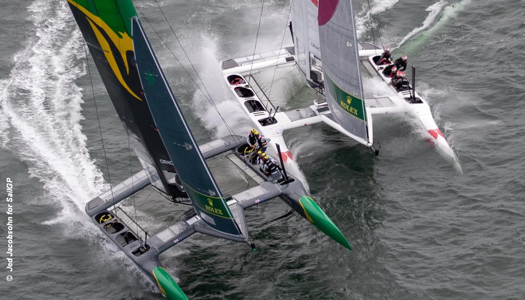 SailGP Frisco 2019