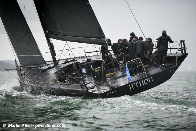 Cowes Week Day 3 Results