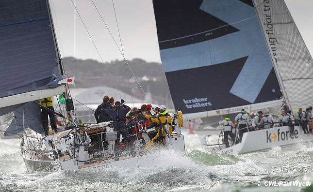 Cowes Week Day 2 Round-Up