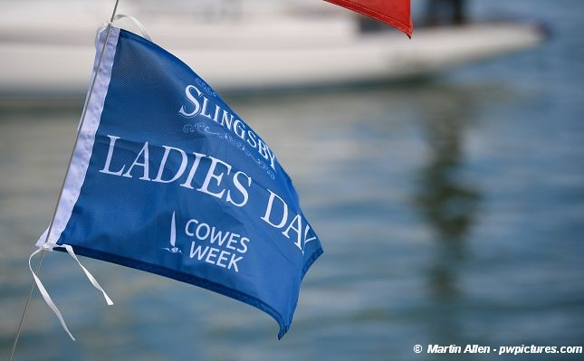 Cowes Week Day 4 Results