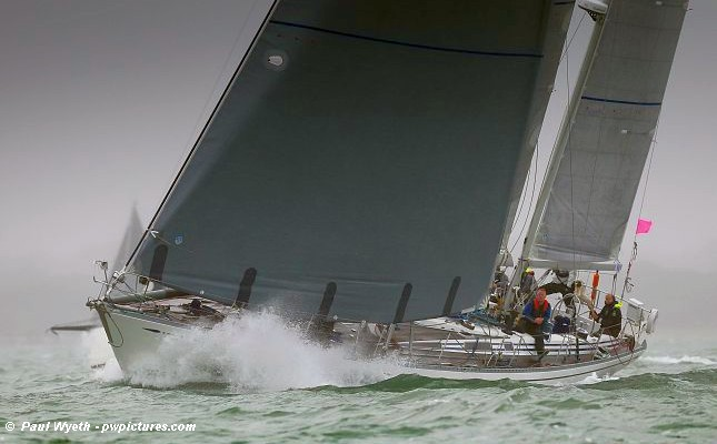 Cowes Week Day 5 Results