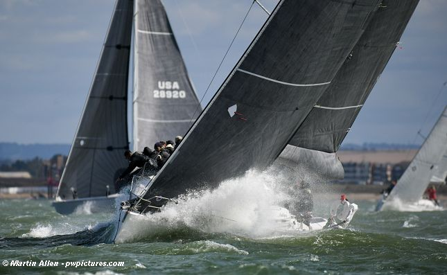 Cowes Week Day 6 Results