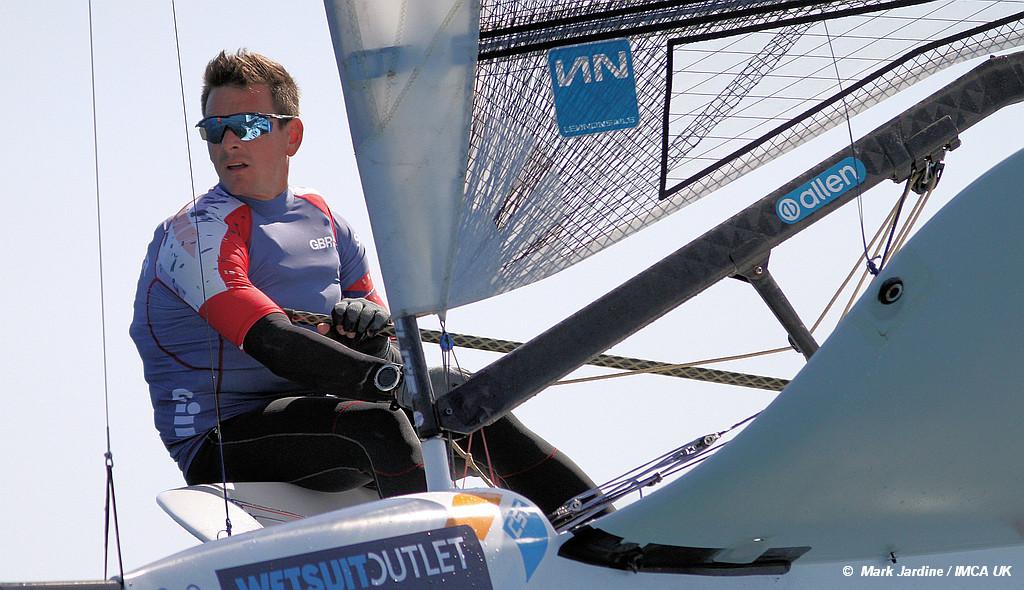 International Moth Nationals – Fletcher keeps title lead