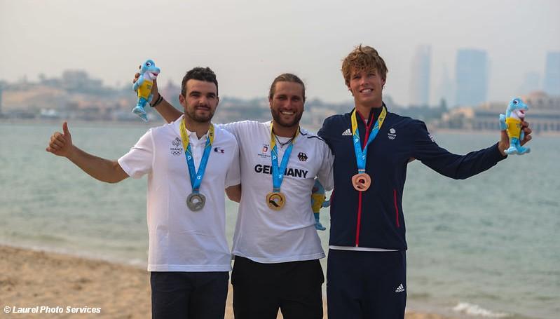 World Beach Games – Guy Bridges claims first Team GB medal