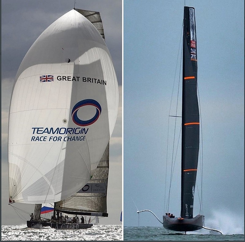 America's Cup – The way we were . . .