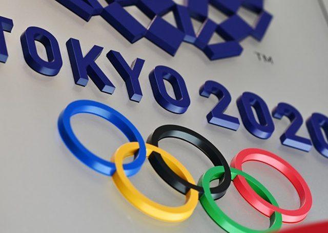 Olympic Rings Tokyo 2020