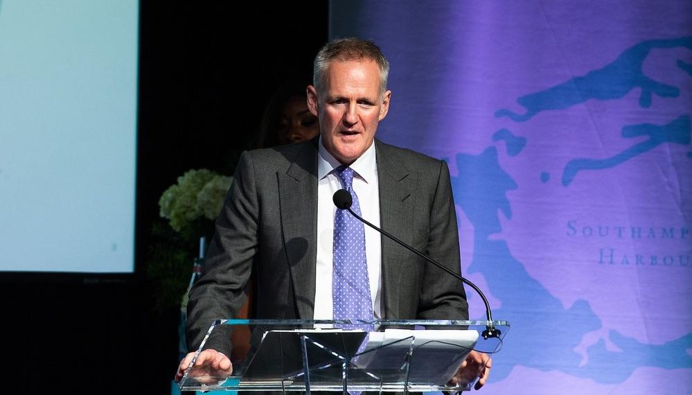 World Sailing CEO David Graham