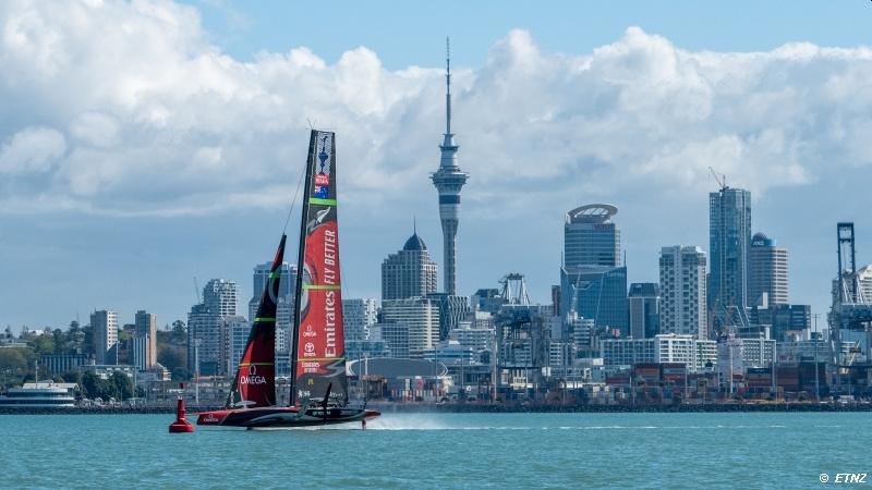 AC36, Auckland, New Zealand