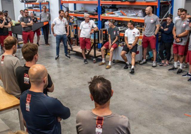 Ineos Team Meeting