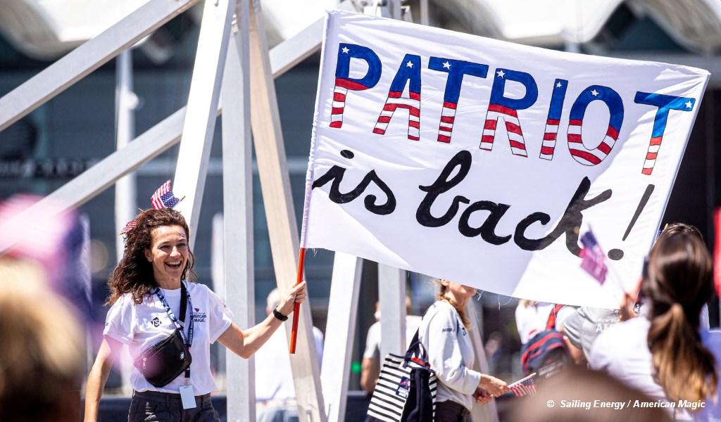 Patriot is Back