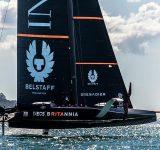 Britannia RB2 New Rig