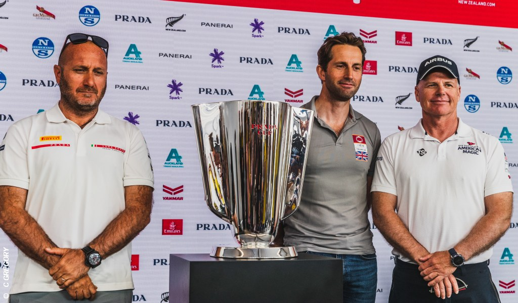 Prada Cup Challengers
