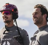 Giles Scott and Ben Ainslie
