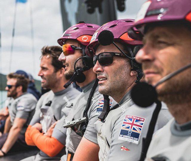 Ineos Team UK Crew