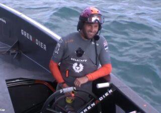 Sir Ben Ainslie, Ineos Team UK