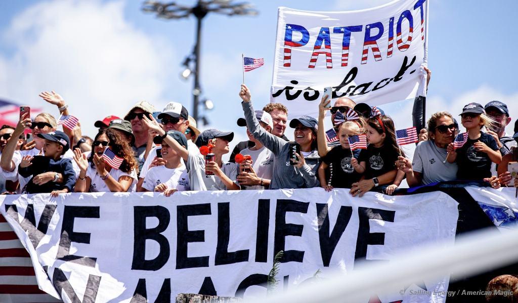 Fans - We Believe In Magic