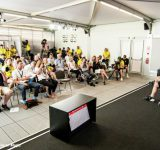 Prada Cup press conference 18 January - Terry Hutchinson