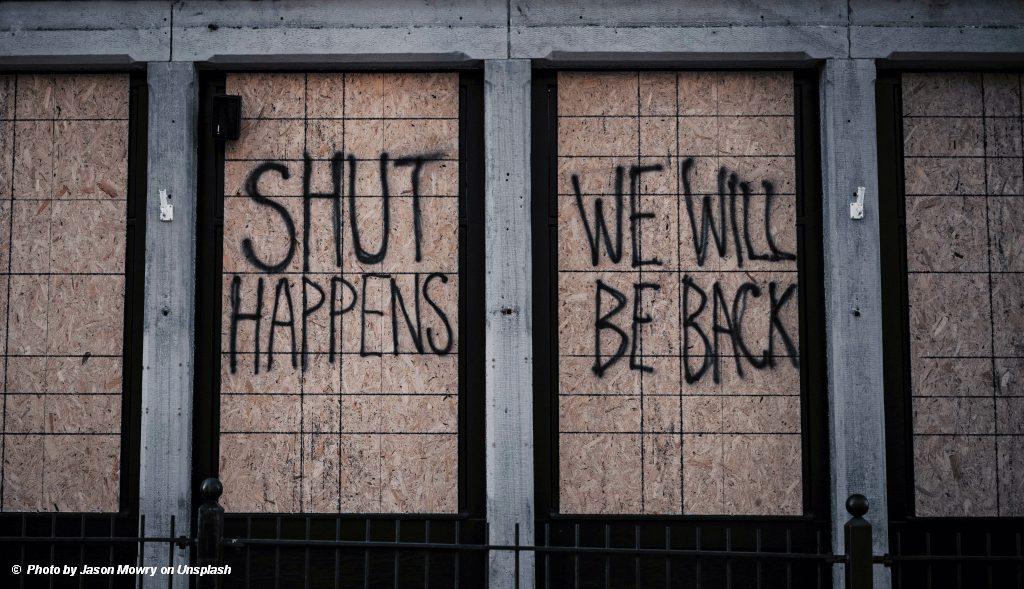 Shut Happens by Jason Mowry - Unsplash