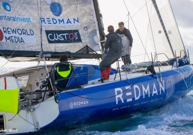 Transatlantic Race Redman