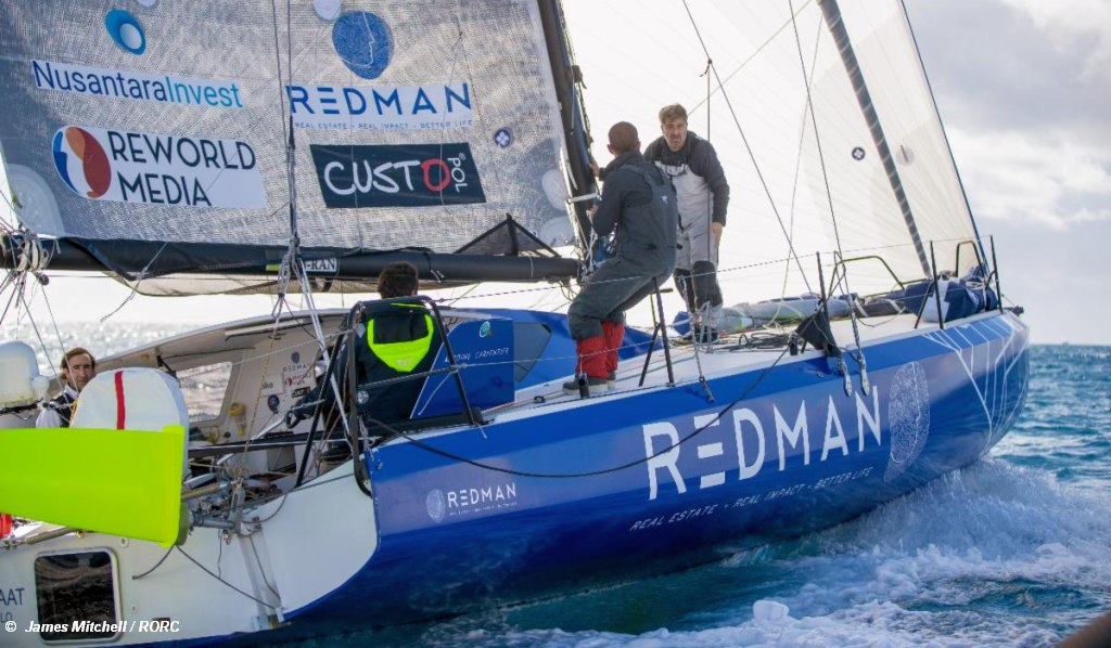 Transatlantic Race Redman