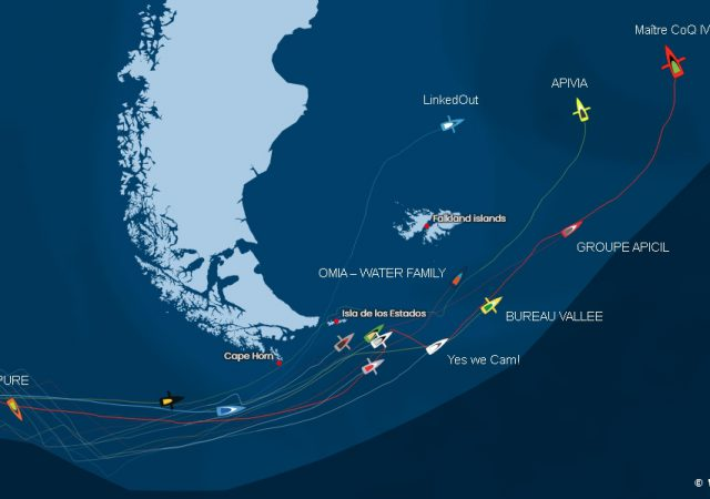 Rush Hour at Cape Horn