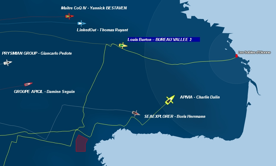 Vendee positions 27 Jan 2021