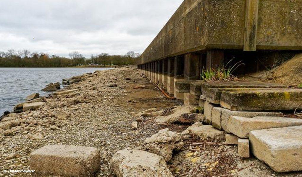 Aldenham Dam