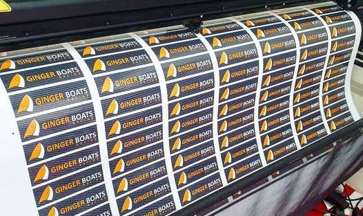 Gingerboats Labels