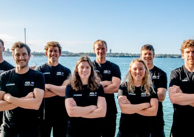 SailGp - New Zealand