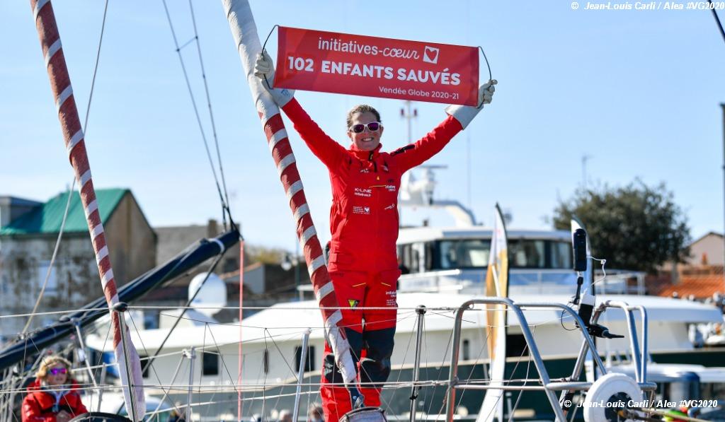 Sam Davies VG Finish