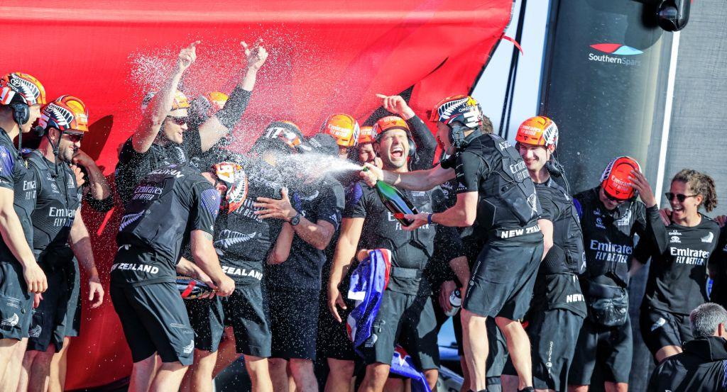 AC36 ETNZ Cup Winners Again
