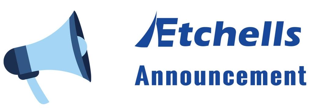 Etchells Announcement