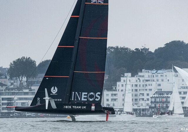 Ineos RB1 Cowes 2019