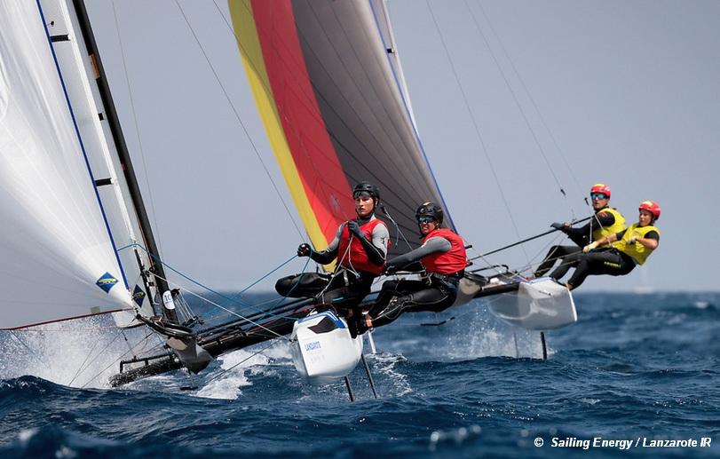 Nacra17 Lanzarote