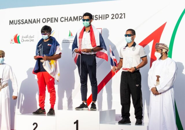 Oman Mussanah Open