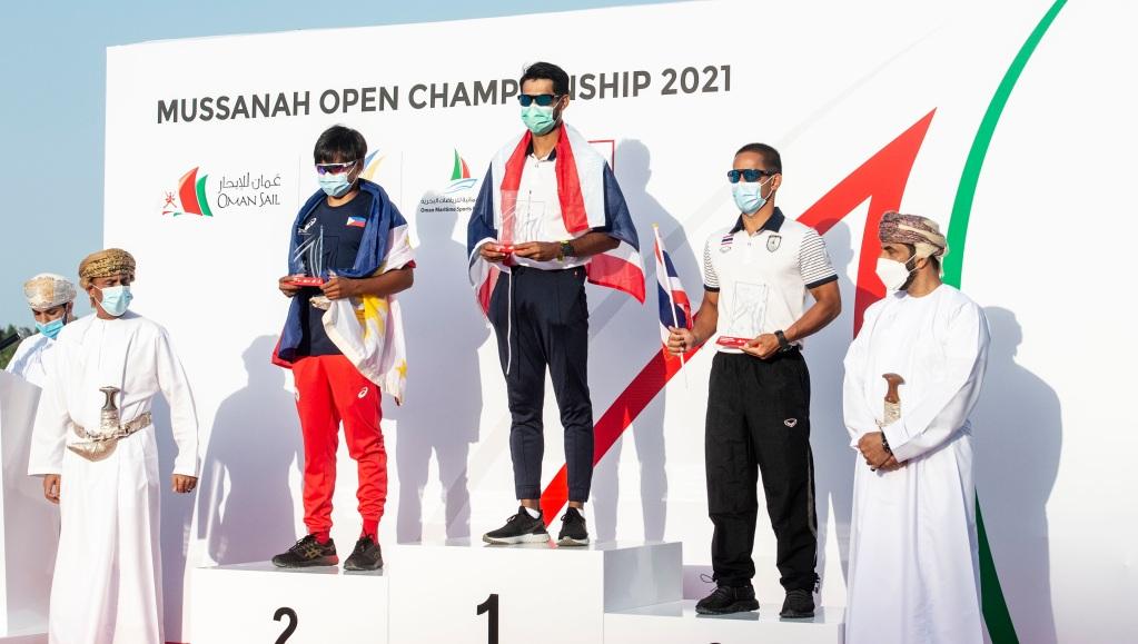 Oman Mussanah Open