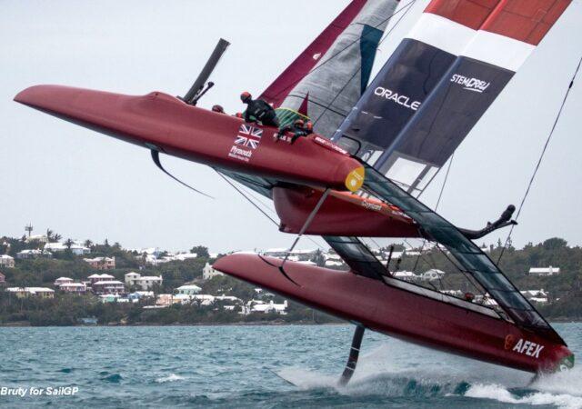 SailGP Bermuda GBR
