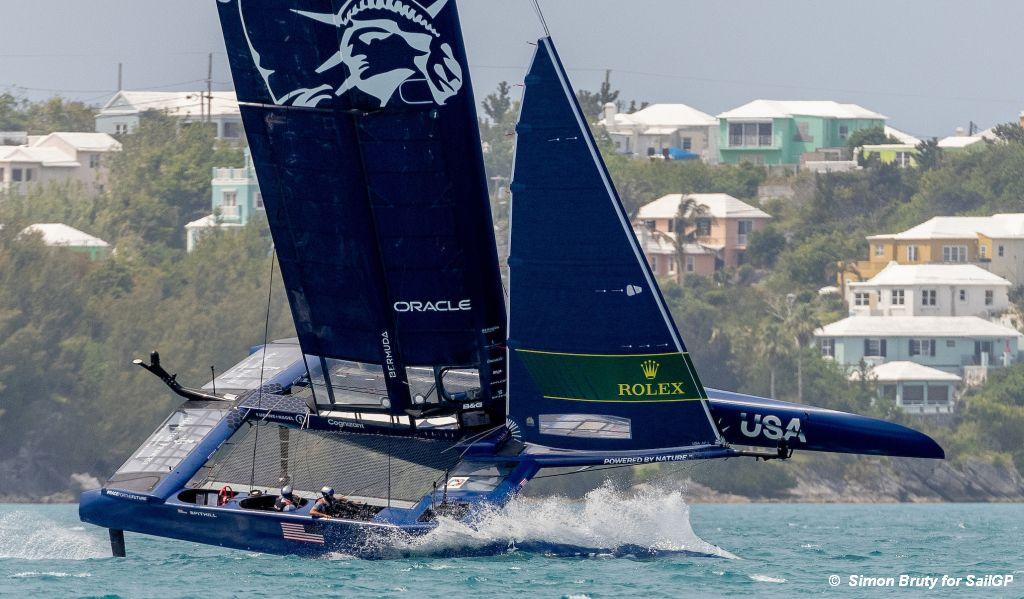 SailGP USA Team