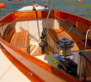 Solent Sunbeam Interior V64 Maisy