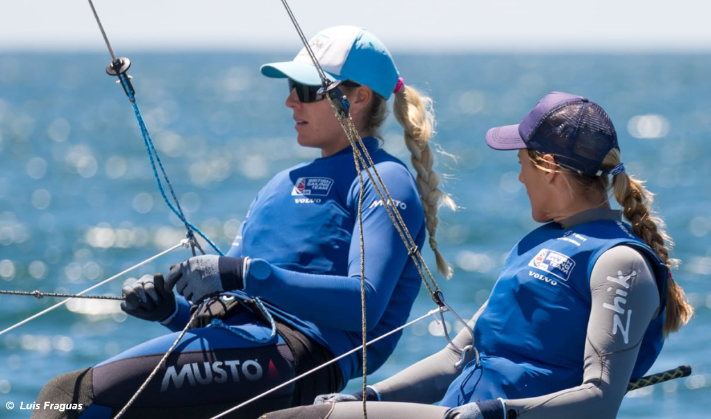 49erFX Dobson and Tidey GBR