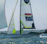 49er USA Barrows and Hans Henken